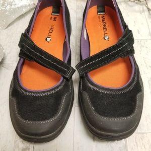Merrell Shoes - Merrell Black Performance Footwear Mary Jane - 9